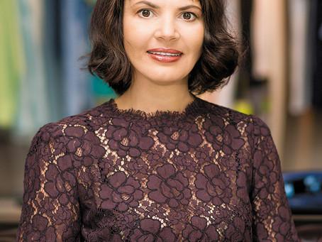 Галина Шарифова о детстве, призвании, вдохновении и моде.
