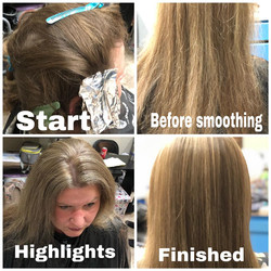 Highlights & smoothing