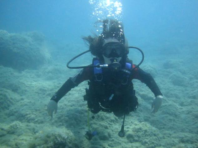 Diver Cristina.MPG