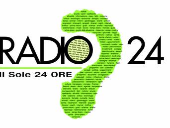 Intervista su radio24-ilsole24ore