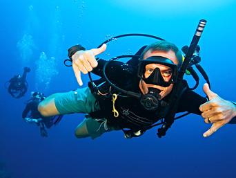 10+1 Benefici per la tua salute quando pratichi l'attività subacquea