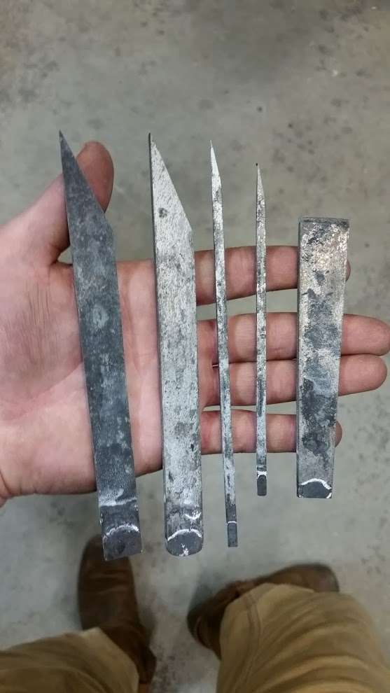 Quenched Tools