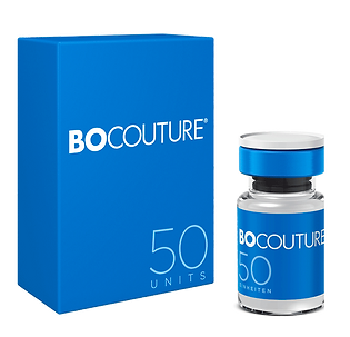 Bocouture botox anti wrinkle injections