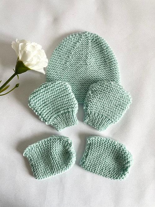 Kit naissance vert