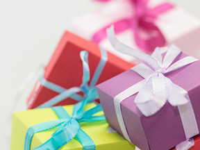 Personal Finance Tip of the Week #2 - Collect Holiday Gift Bags to Save Money and the Environment