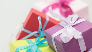 Gift Giving… Better to Give Than to Receive