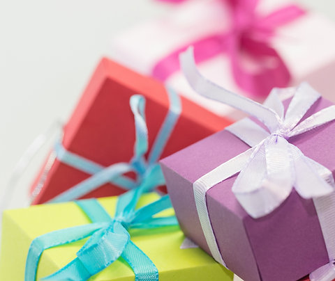 تغليف الهدايا