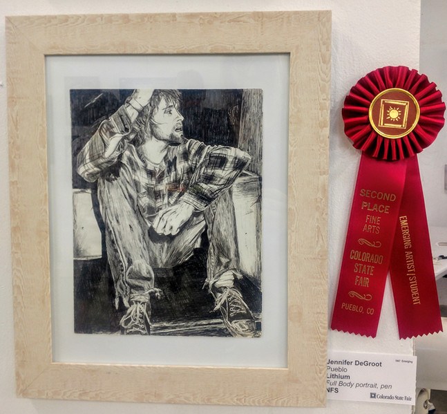 Lithium - 2nd Place at the Colorado State Fair