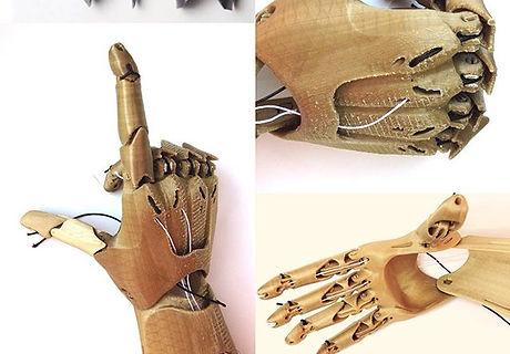 3D printing prosthetics _طباعة ثلاثية الأبعاد للأطراف الصناعية _This was our 3D printing project for