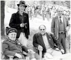 Ehemaliger Verteidigungsminister von Albanien, Wolfgang Krolow, G. de Siati