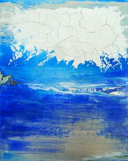 espace bleu variation # 13 (80x100cm)