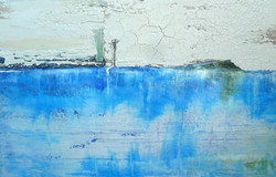 espace bleu variation # 10 (80x120cm)