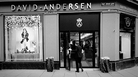 David Andersen går for gull