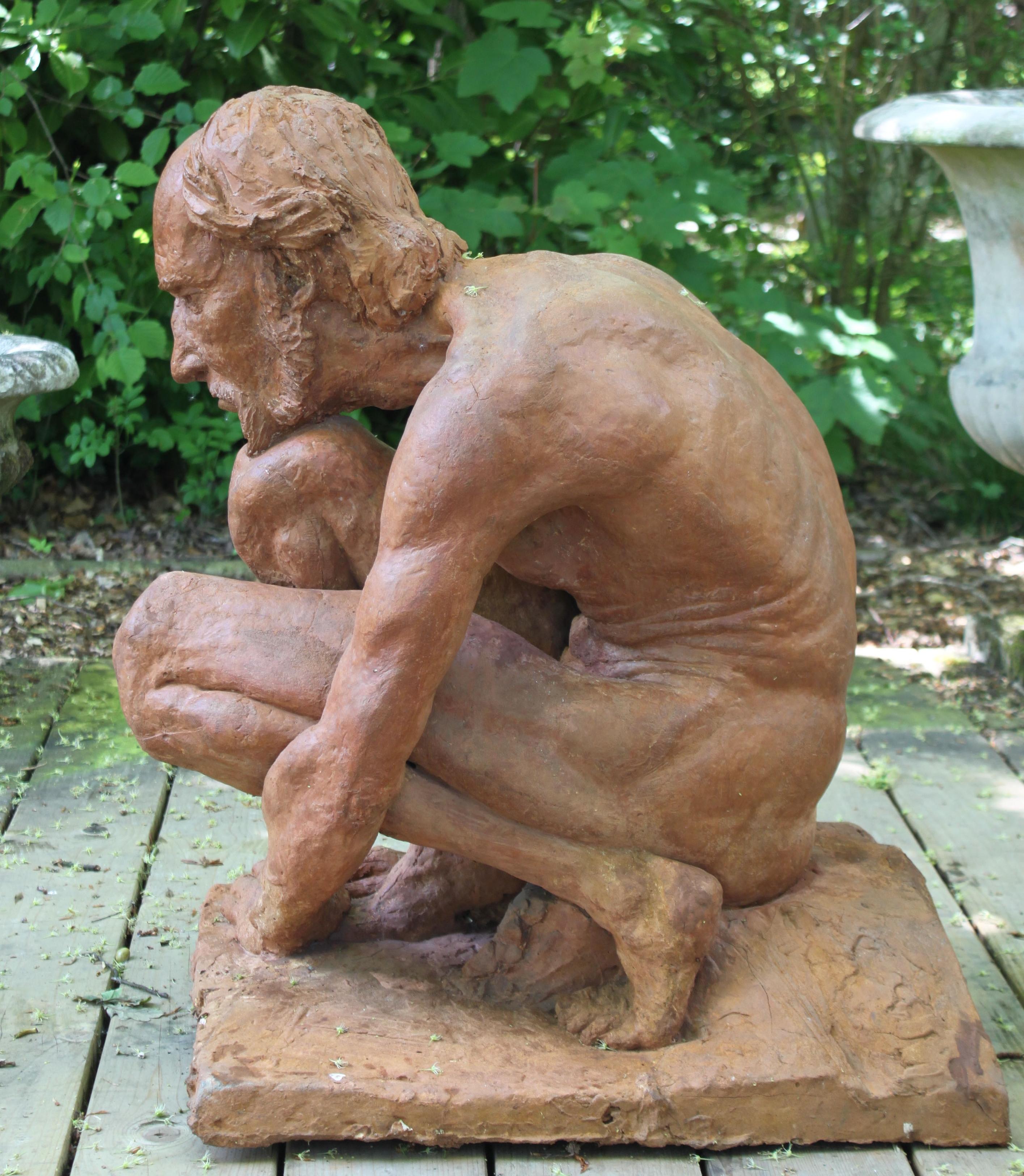 David - sculpture Kent UK