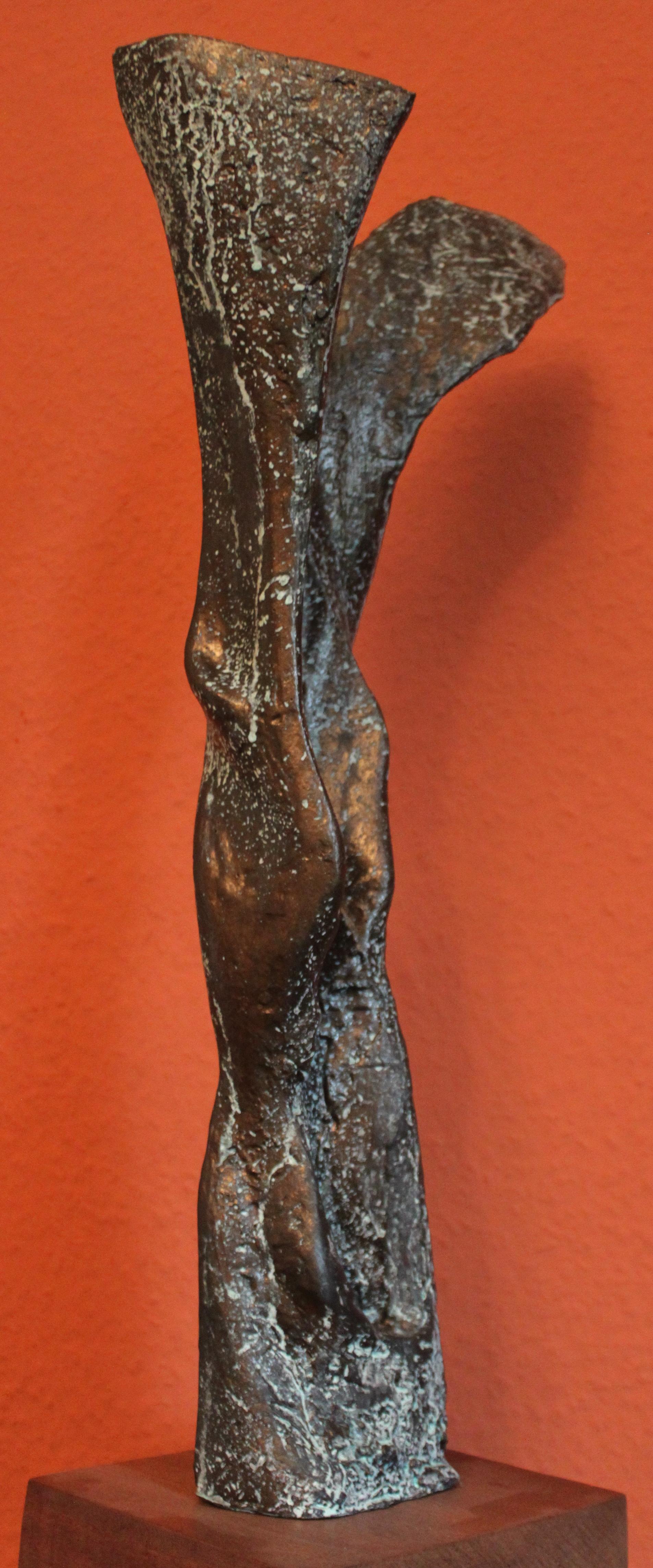 Winged Figure sculpture Kent UK