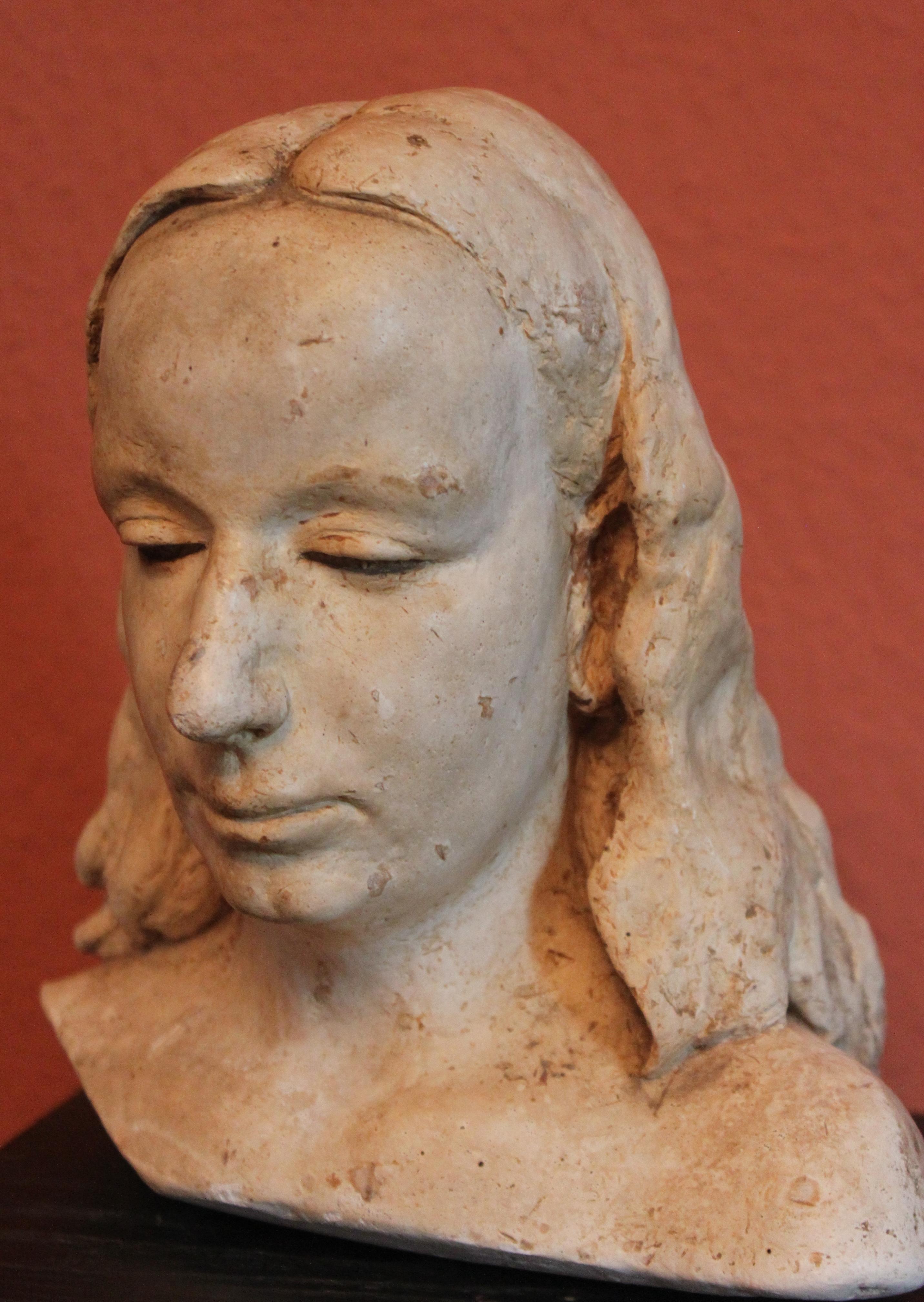 Portrait Bust Sculpture Kent UK