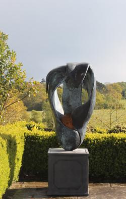 Menage a Trois sculpture Kent UK