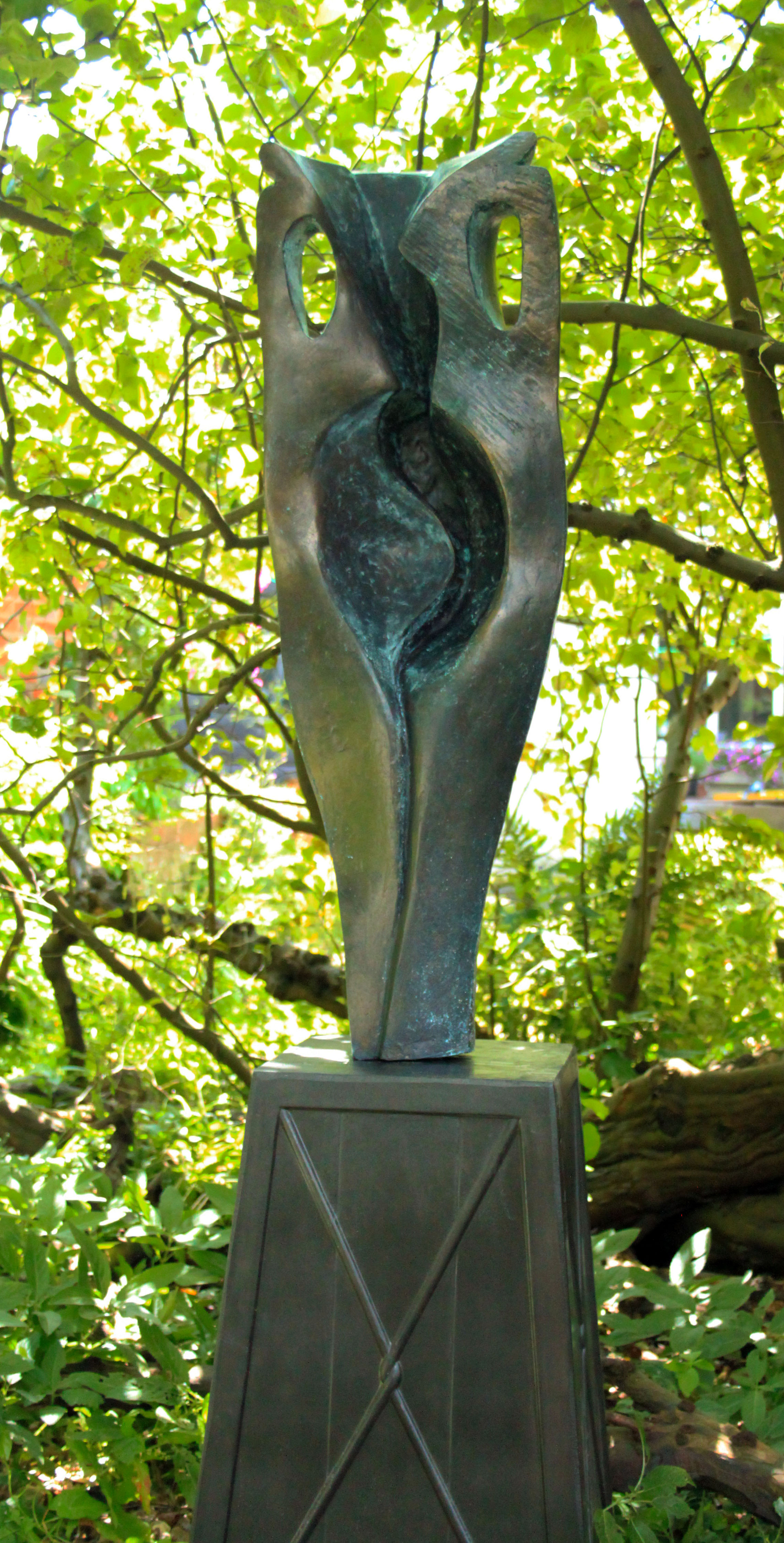 Janus Sculpture Kent UK