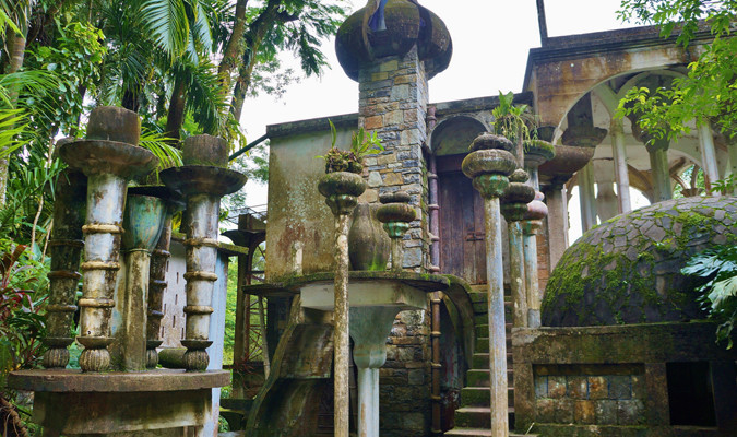 XILITLA AND GARDENS OF SIR EDWARD JAMES