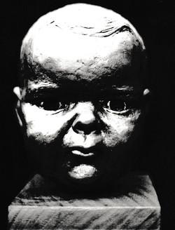 Portrait of Matthew Sculpture Kent