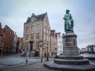 Visiting Brugge