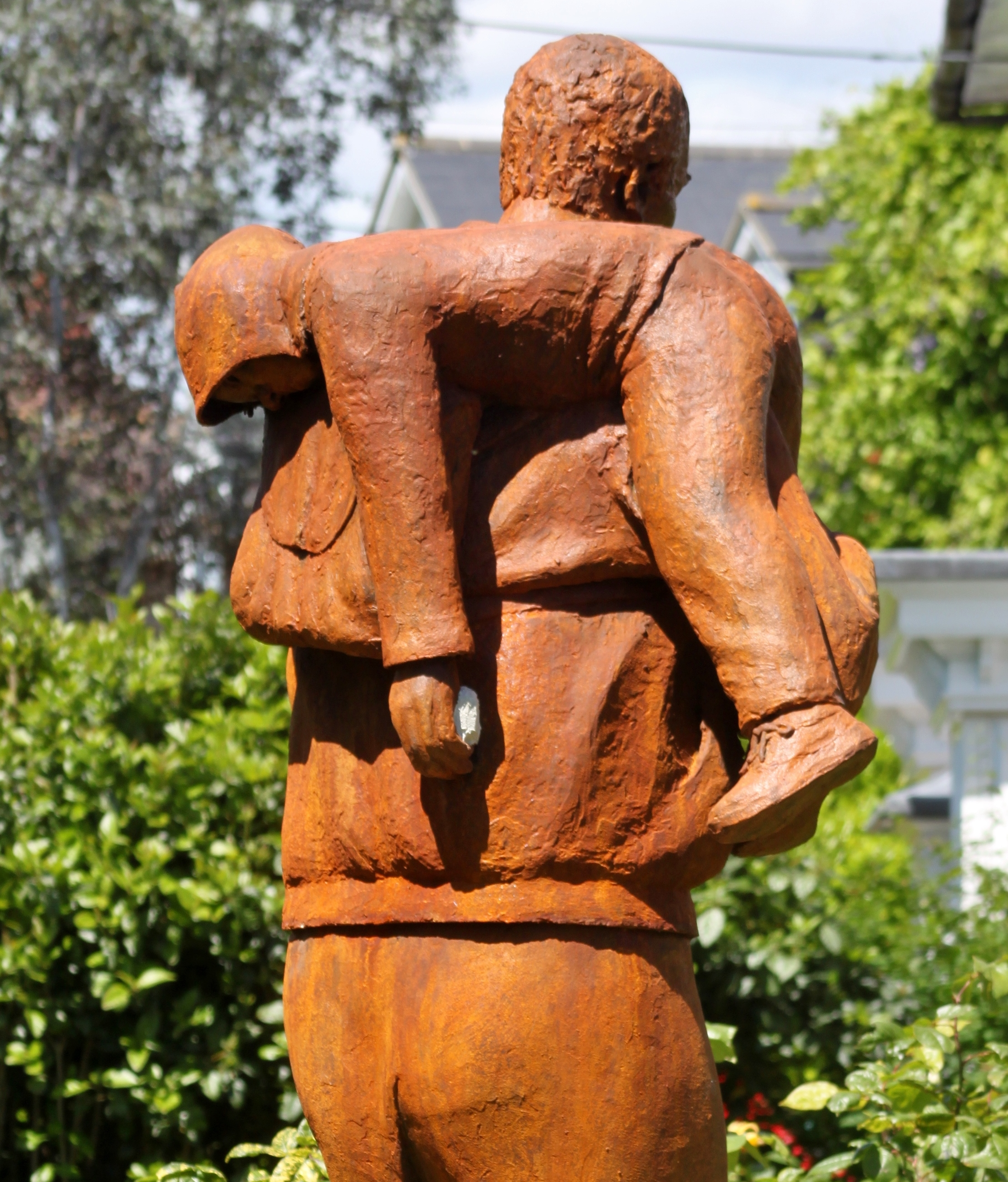 Humanity Sculpture Kent UK