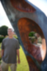 Rob Leighton sculptor Kent UK