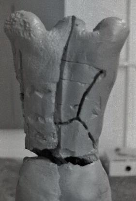 Shattered, Not Broken (Detail)