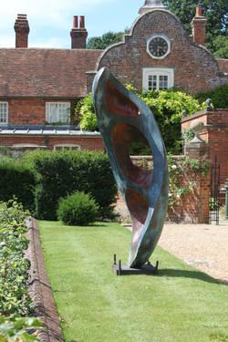 Pod sculpture Kent UK
