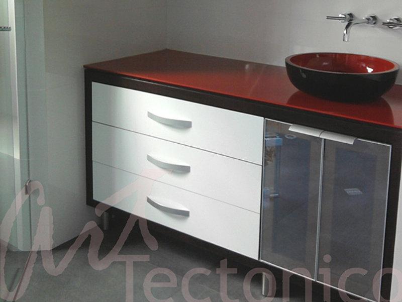 Diseño y fabricación muebles de baño