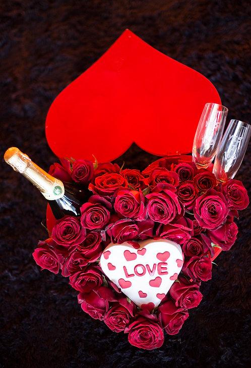 Caixa LOVE Espumante