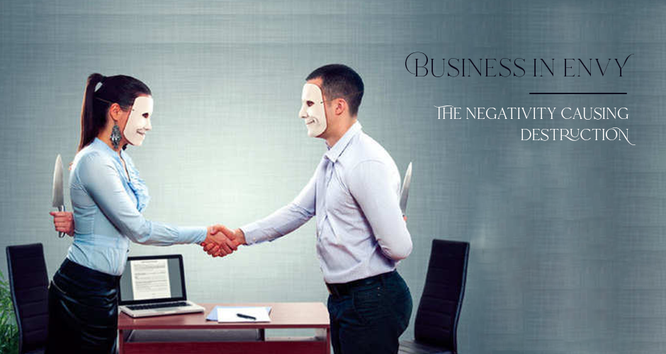 Ramesh Chaurasia Update - Envy in Business