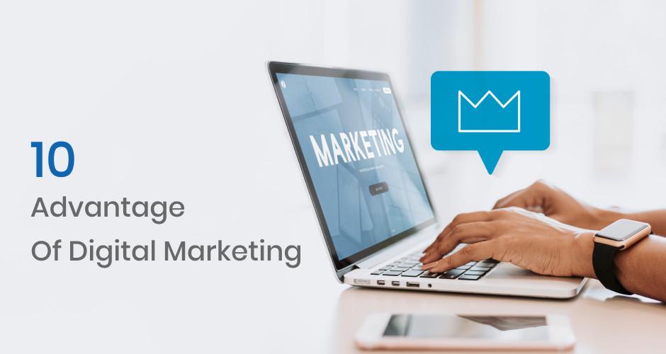 Ramesh Chaurasia Updates - Pros of Digital Marketing