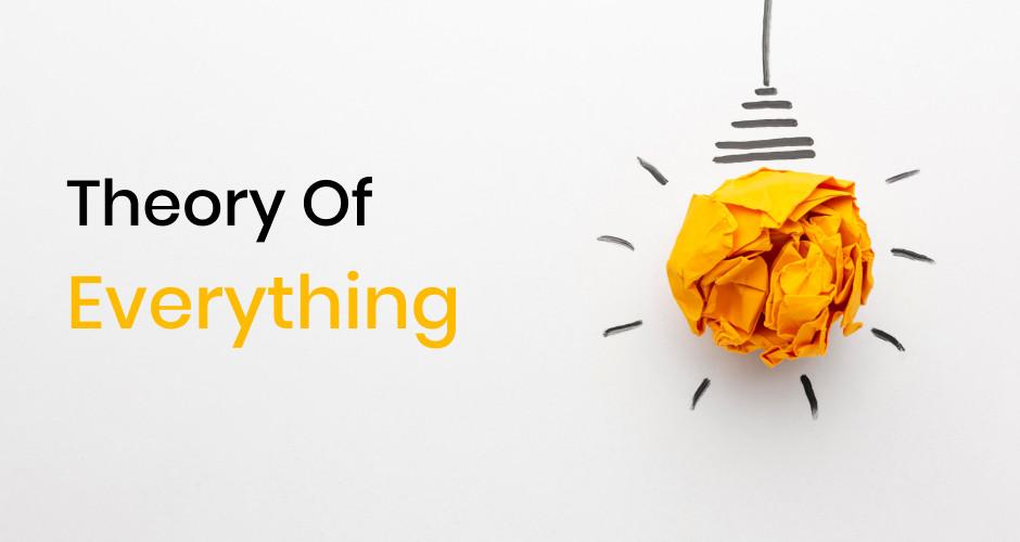 Ramesh Chaurasia Updates - Theory of Everything