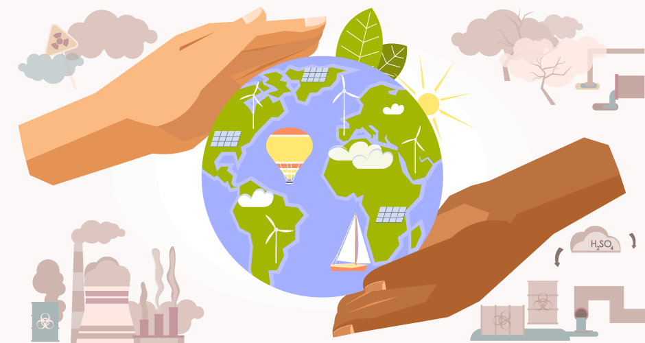 Ramesh Chaurasia Updates - Ecological Environment