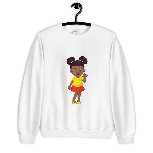 Little Bre Character Sweatshirt (Adult)