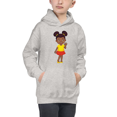 Little Bre Character Hoodie (Youth)