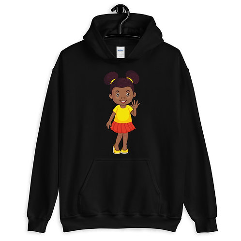 Little Bre Character Hoodie (Adult)