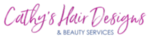 Cathy's Hair Desgns and Beauty Services Logo