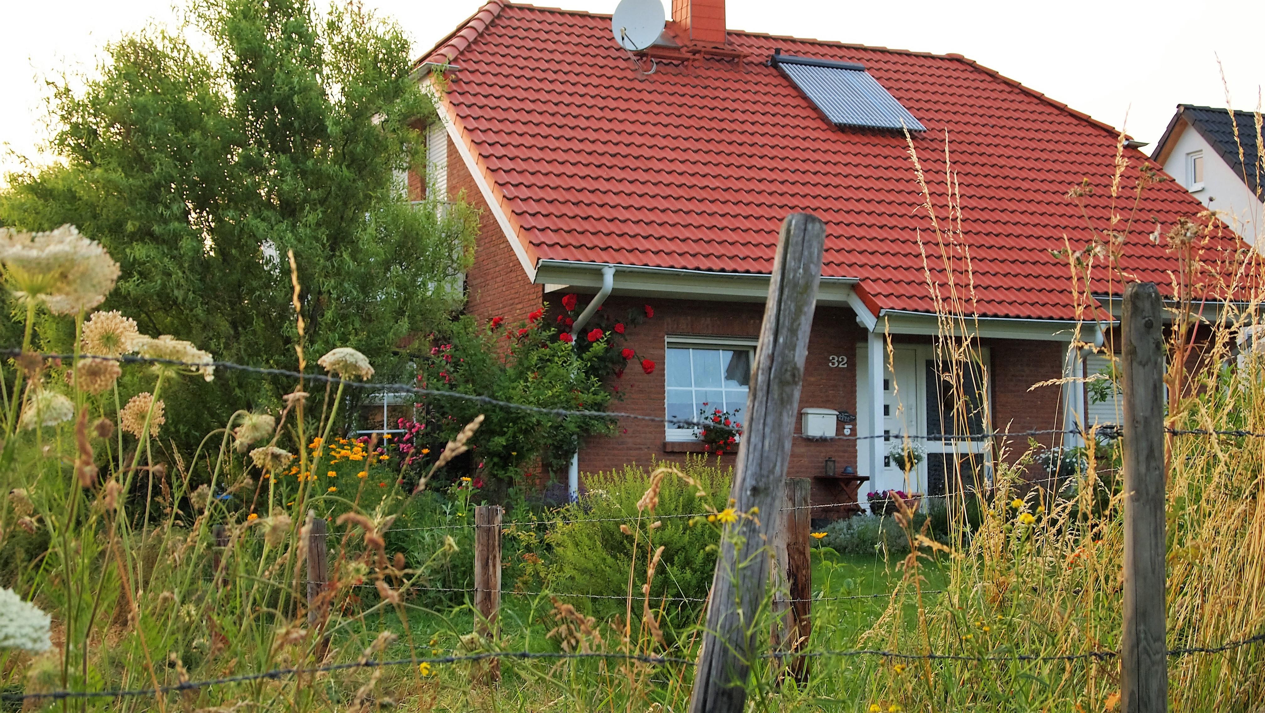 Landleben: Dorfhaus