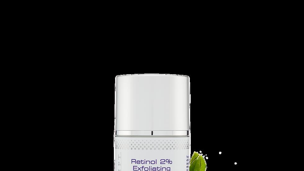 Skin Script Rx Retinol 2% Exfoliating Scrub/Mask