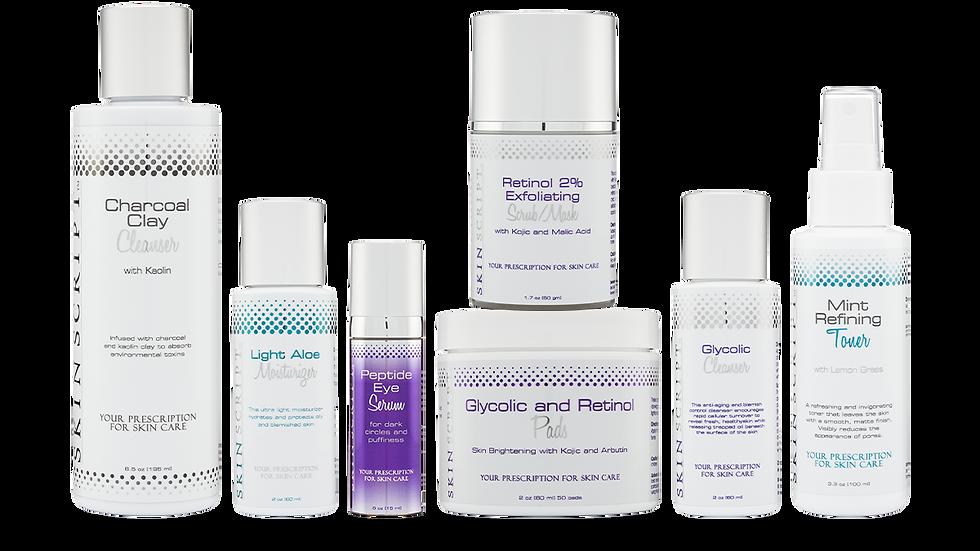 Skin Script Rx Oily Skin Kit