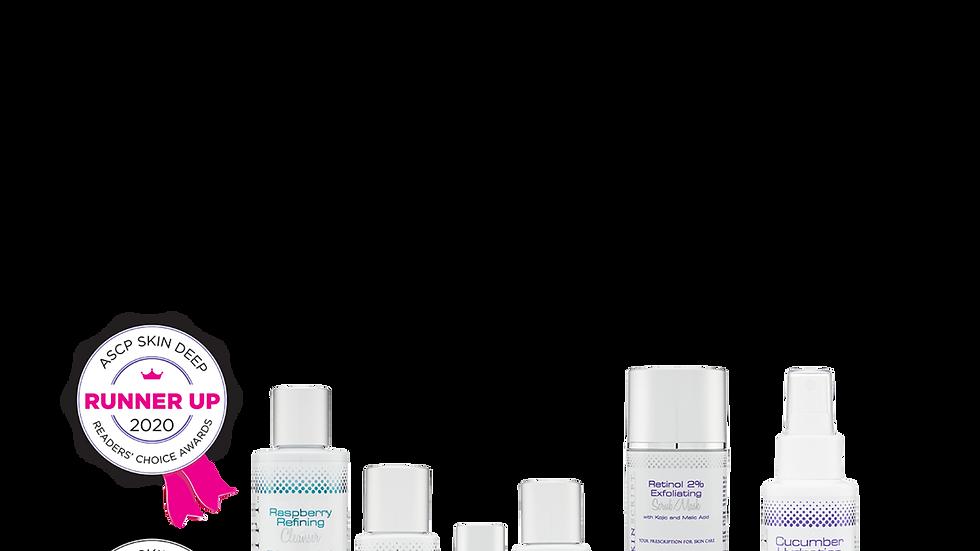 Skin Script Rx Moderate Acne Kit