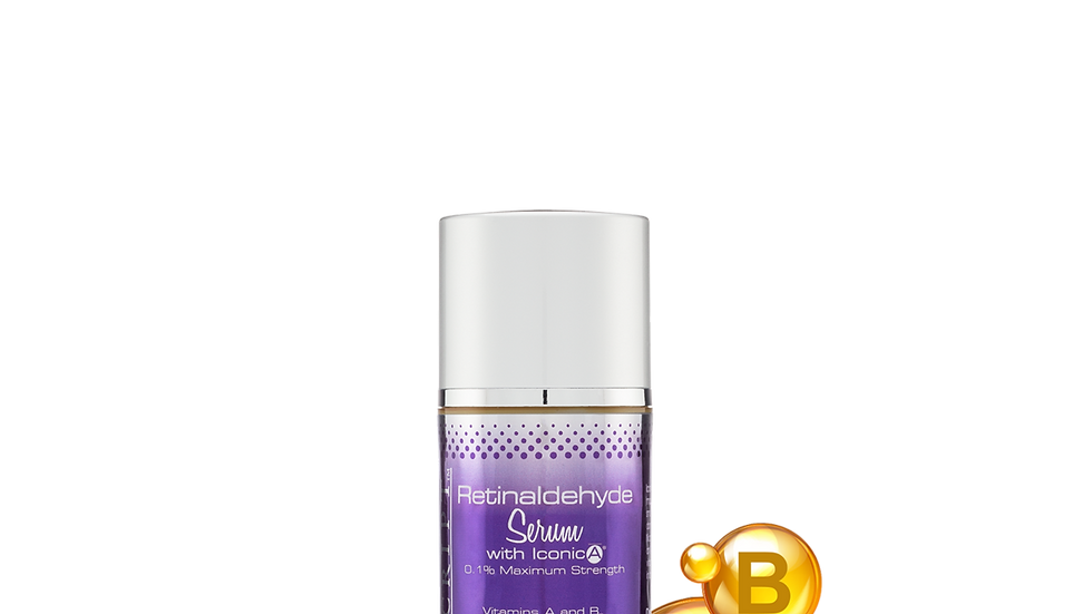 Skin Script Rx Retinaldehyde Serum with IconicA