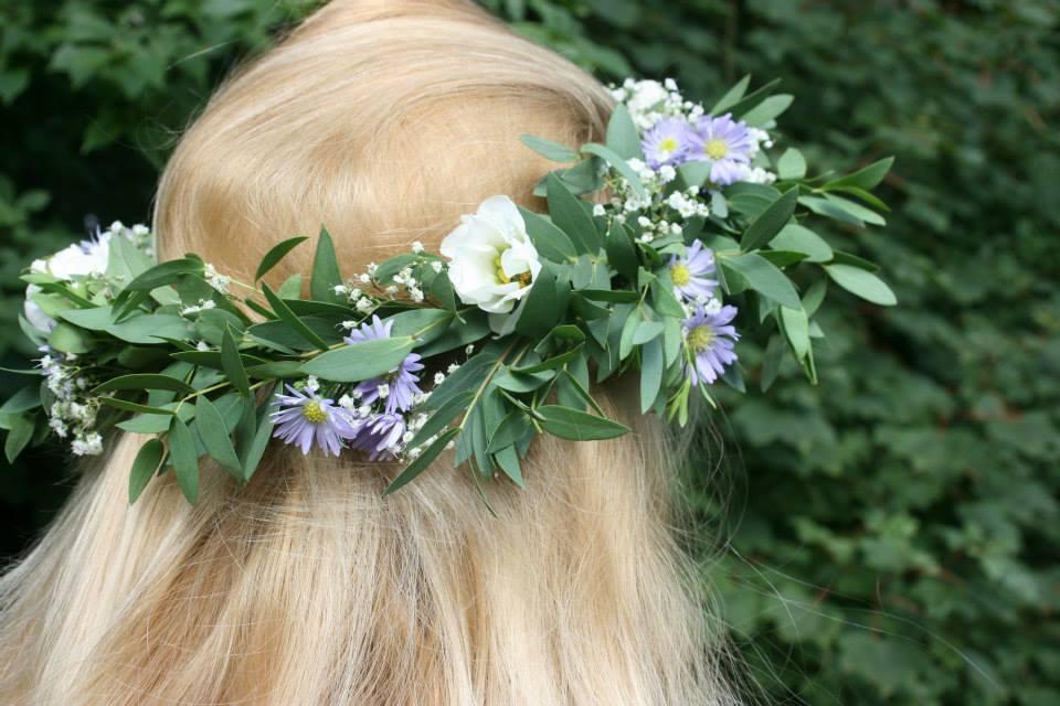 hair garland