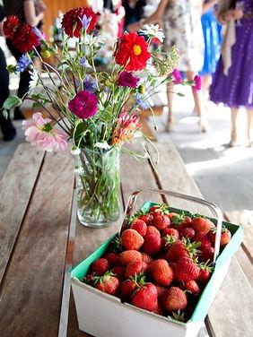 DIY Wedding Flowers - Barn at Brynich