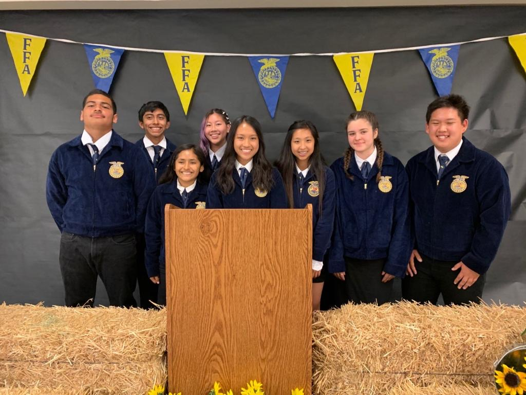 2019-2020 Officer Team