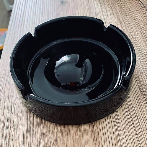 Asbak black