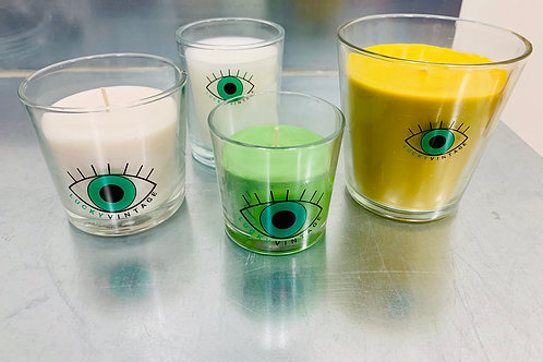 Lucky candles