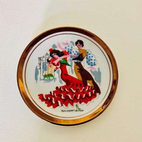 juwelenschaaltje flamenco